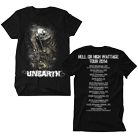 Unearth - Hell Or High Wattage Tour [入荷予約商品]