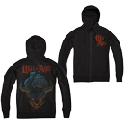 War Of Ages - Alpha Cover Artwork (Zip Up Hoodie) [入荷予約商品]