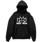 Brick By Brick - Big Knuckles (Hoodie) [入荷予約商品]
