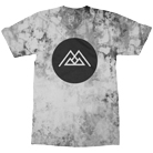 Thousand Below - Logo (Black/White Dye) [入荷予約商品]