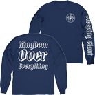 Sleeping Giant - Kingdom Over Everything (Navy) (Long Sleeve) [入荷予約商品]