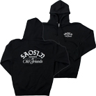 Saosin - Old Friends (Zip Up Hoodie) [入荷予約商品]