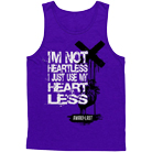 Awake At Last - I'm Not Heartless (Purple) (Tank Top) [入荷予約商品]