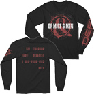 Of Mice & Men - Circuit Board (Long Sleeve) [入荷予約商品]