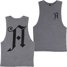 Architects - Forever A (Black Acid Wash) (Sleeveless) [入荷予約商品]