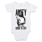 The Amity Affliction - Born To Cry (Onesie) [入荷予約商品]