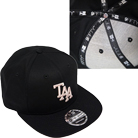 The Amity Affliction - TAA x New Era (Black) (Snapback) [入荷予約商品]