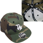 The Amity Affliction - TAA x New Era (Camo) (Snapback) [入荷予約商品]