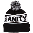 The Amity Affliction - AMITY (Black/White) (Beanie) [入荷予約商品]