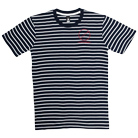 Silent Planet -  Logo (Navy/White) (Striped Embroidered) [入荷予約商品]