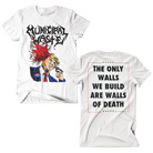 Municipal Waste - Trump Walls Of Death (White) [入荷予約商品]