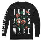 In Hearts Wake - Wildflower (Black) (Long Sleeve) [入荷予約商品]