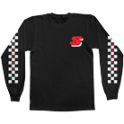 Sylar - Checkered S Logo (Long Sleeve) [入荷予約商品]