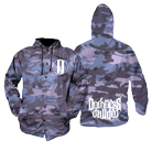 Darkness Divided - Logo (Blue Camo) (Windbreaker) [入荷予約商品]