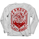 Famous Last Words - Tiger (Long Sleeve) [入荷予約商品]