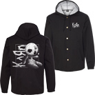 Korn - Untouchable (Jacket) [入荷予約商品]