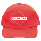 Islander - Diamond Logo (Red) (Hat) [入荷予約商品]