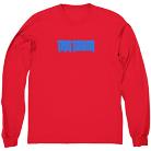 Waterparks - Tantrum (Red) (Embroidered) (Long Sleeve) [入荷予約商品]