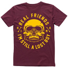 Real Friends - Lost Boy (Burgundy) [入荷予約商品]