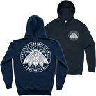 Real Friends - THIM Moth (Navy) (Hoodie) [入荷予約商品]