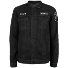 The Word Alive - Sun.Human.Moon Patch (Denim Jacket) [入荷予約商品]