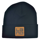 Legend (LGND) - Band Logo (Black) (Beanie) [入荷予約商品]