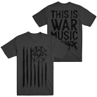Impending Doom - This Is War Music Flag (Grey) [入荷予約商品]