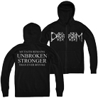 Impending Doom - Unbroken Stronger Doom (Zip Up Hoodie) [入荷予約商品]