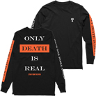 Stray From the Path - Only Death Is Real (Long Sleeve) [入荷予約商品]