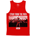Stray From the Path - Live (Red) (Tank Top) [入荷予約商品]
