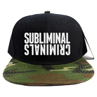 Stray From the Path - SC (Camo) (Snapback) [入荷予約商品]