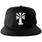 Stray From the Path - Lighthouse (Embroidered) (Snapback) [入荷予約商品]