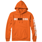 Stray From the Path - Only Death Is Real (Orange) (Hoodie) [入荷予約商品]