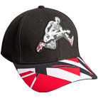 Eddie Van Halen - Flying Eddie Patch (Hat) [入荷予約商品]