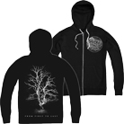 From First To Last - Alone (Zip Up Hoodie) [入荷予約商品]