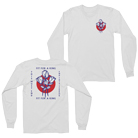 Fit For A King - Roses (Long Sleeve) [入荷予約商品]