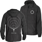 Animals As Leaders - Wavelengths (Heather Grey/Black) (Windbreaker) [入荷予約商品]