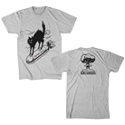 Protest The Hero - Cat Bomb (Athletic Heather) [入荷予約商品]
