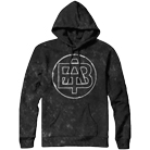 After The Burial - Logo (Black Wash) (Hoodie) (Limited) [入荷予約商品]