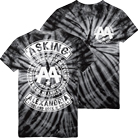 Asking Alexandria - Patches (Grey Dye) [入荷予約商品]