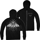 Bad Omens - Waning Crescent (Zip Up Hoodie) [入荷予約商品]
