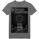 Betraying The Martyrs - Skull Lotus (Heather Grey) [入荷予約商品]