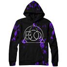 Born Of Osiris - Triangle (Black/Purple Custom Dye) (Hoodie) [入荷予約商品]