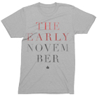 The Early November - Classic (Heather Grey) [入荷予約商品]