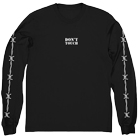 Stay Sick Clothing - Don't Touch (Long Sleeve) [入荷予約商品]