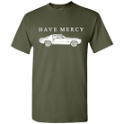 Have Mercy - Car (Military Green) [入荷予約商品]