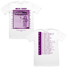 Neck Deep - 2018 Galactic Tour (White) (Limited) [入荷予約商品]