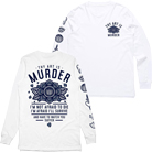 Thy Art Is Murder - TWKA (White) (Long Sleeve) [入荷予約商品]