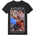 Polyphia - Melting Painting (Black) [入荷予約商品]