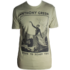 Anthony Green - Reach You (Light Olive) [入荷予約商品]